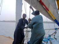 River Nile Cruise Vacation by SailtheNile.com